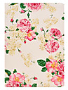 Rose kukkakuvio Full Body Case for iPad Air