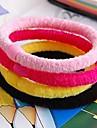 (3шт) высокой эластичной шутник цвет и прочный конфеты хлопка с волосами (случайный цвет)