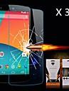 protetor de tela final absorção de choque para LG Nexus 5 (3pcs)