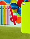 casebox® 사탕 아이폰 4 / 4S를위한 다채로운 실리콘 백 케이스 (모듬 된 색상)