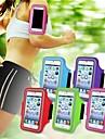 """el gimnasio de deporte corriendo cubierta de la caja del brazal del brazal para el iphone 6 caso 4.7 """"(color clasificado)"""