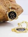 Bijoux Colliers decoratifs / Bracelet Mariage / Soiree / Quotidien / Decontracte / Sports Cuivre Femme Dore Cadeaux de mariage