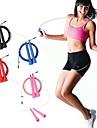 kylin velocidad crossfit deporte ™ alambre canle saltar la cuerda de salto de longitud ajustable corazon cardio