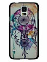 Wind Bells Pattern PC Hard Back Cover Case for Samsung Galaxy S5 I9600