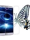 G2를 LG에 대한 천 청소 전문 투명도가 높은 LCD 맑은 화면 보호기
