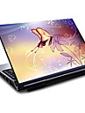 "Butterfly Pattern04 Laptop Protective Skin Sticker For 15.6"" Laptop"