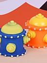Caes / Gatos Brinquedos Brinquedos para roer / Brinquedos que Guincham Duravel Borracha