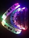 привело изменение цвета светового колокольчиков Хэллоуин реквизит (Random Color x1pcs)