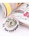 Серебряный Ожерелья с подвесками Сплав Свадьба / Для вечеринок / Повседневные / Спорт Бижутерия