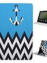 forme d\'onde de luxe avec df veille automatique / reveil pleine boitier de corps pour iPad 2/3/4