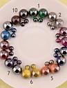Earring Stud Earrings Jewelry Women Wedding / Party / Daily / Casual / Sports Resin