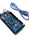 Elektronik DIY (fuer Arduino) Mega2560 r3 atmega2560-16au Mikrocontroller-Entwicklungsboard