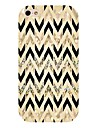 Black And Gold Pattern Back Case for iPhone 4/4S
