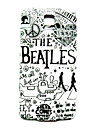 Beatles Pattern Thin Hard Case Cover for Samsung Galaxy S5 I9600