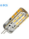 3W G4 LED Bi-pin Lights 24 SMD 2835 270 lm Warm White / Cool White DC 12 V