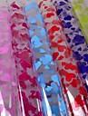 Цветные пластиковые cellophanes пакет (10шт) случайный цвет