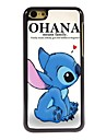 OHANA MEAN Design Aluminum Hard Case for iPhone 5C