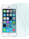 2Pack 0.26mm Tempered Glass Screen Protector with Microfiber Cloth  for iPhone 5 / 5S /5C