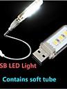 Lampes de nuit/Lampe de Lecture LED - KLW - AC 220 - (V) - USB - Blanc naturel - 1.5 - (W