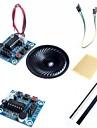 module audio isd1820 de l\'enregistrement sonore w / microphone / haut-parleur et accessoires pour Arduino