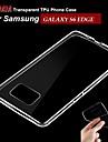 Ultrathin Transparent Soft TPU Case for Samsung Galaxy S6 Edge