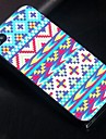 Blue stripes Pattern Design Pattern Hard protection Case for iPhone 4/4S
