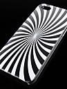 fondello trasparente modello a spirale per iphone5 / 5s