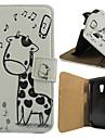 gym giraf mønster hele kroppen tilfældet for Samsung Galaxy S3 i9300