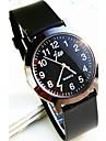 Couple's Simple round dial plastic Band exquisite fashion quartz watches Cool Watches Unique Watches
