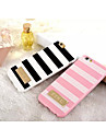 Double Color TPU of Piano and High-Grade Metal Style for iPhone 6s 6 Plus