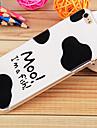 Для Кейс для iPhone 6 / Кейс для iPhone 6 Plus С узором Кейс для Задняя крышка Кейс для Черный и белый Мягкий TPUiPhone 6s Plus/6 Plus /