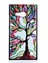 Pour Coque Nokia Motif Coque Coque Arriere Coque Arbre Dur Polycarbonate pour Nokia Nokia Lumia 730