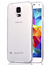 Ultra-thin Transparent Protective TPU Soft Case for Samsung Galaxy S5/I9600
