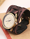 Men's watch jewelry accessories Vintage leather bracelet table  Leather bracelet table personality Cool Watches Unique Watches