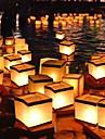 вода плавающие свечи фонарь биологически (15 * 15см)