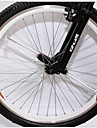 Eclairage de Velo / bicyclette / Eclairage pour roues de velo LED Cree Cyclisme Programmable 100 Lumens USB Cyclisme