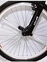 Sykkellykter / hjul lys LED Cree Sykling Programbar 100 Lumens USB Sykling