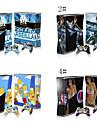 dekaler huden klistermärke för xbox360 smal konsol&2 styrenheter