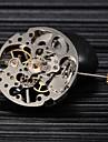 Silver Manual Mechanical Watch Movement