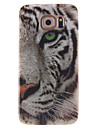 Pour Samsung Galaxy Coque IMD Coque Coque Arriere Coque Animal PUT pour Samsung S6