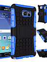 New Mix Color Dual TPU+PC Armor Heavy Duty Hard Stand Cover Case For Samsung Galaxy Note5 Edge Note4