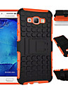 Pour Samsung Galaxy Coque Antichoc Coque Coque Arriere Coque Armure Polycarbonate pour Samsung A8 A7 A5 A3  2015