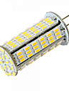 1 pcs G4 10 W 126 SMD 3014 1020 LM Warm White/Cool White Corn Bulbs AC/DC 12-24V