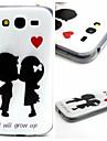 For Samsung Galaxy Case Pattern Case Back Cover Case Cartoon TPU SamsungJ1 / Grand Prime / Grand Neo / Core Prime / Core Plus / Core 2 /