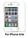 beittal® 0.26mm закругленный край прозрачным 9ч закаленное стекло экрана протектор для мембраны iPhone 4 / 4s