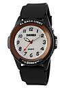 Men\'s Sporty Design LED Backlight Quartz Wrist Watch