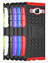 For Samsung Galaxy Case Shockproof / with Stand Case Back Cover Case Armor PC Samsung E7 / E5