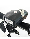 Bike Lights / Front Bike Light LED - Cycling With Horn Lumens Battery Cycling/Bike