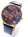 Ladies Floral Watch,  Floral Pattern,Ladies Watch,Analog,Students Flower Watch Wristwatch Cool Watches Unique Watches