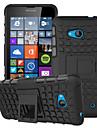 Pour Coque Nokia Antichoc Avec Support Coque Coque Arriere Coque Armure Dur Polycarbonate pour Nokia